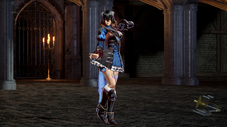 E3 2017: появился новый трейлер Bloodstained: Ritual of the Night