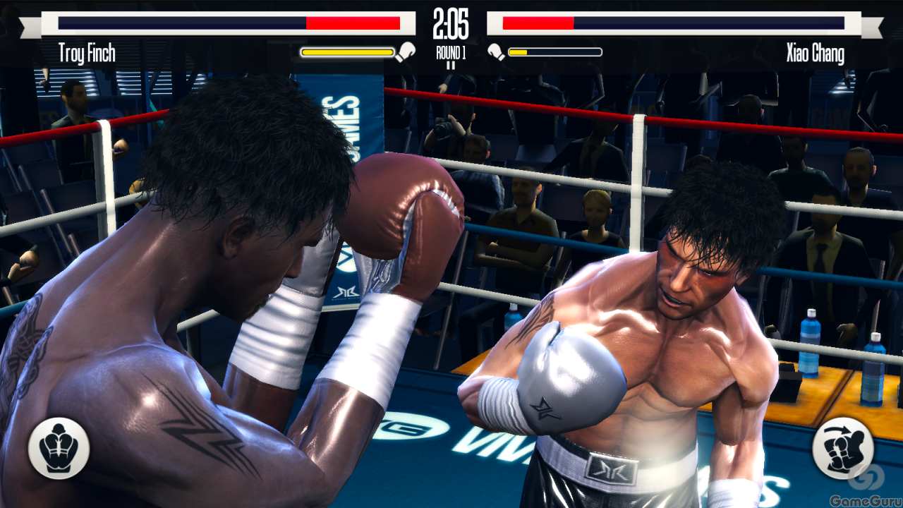 Real Boxing + The Conduit HD. Обзор.