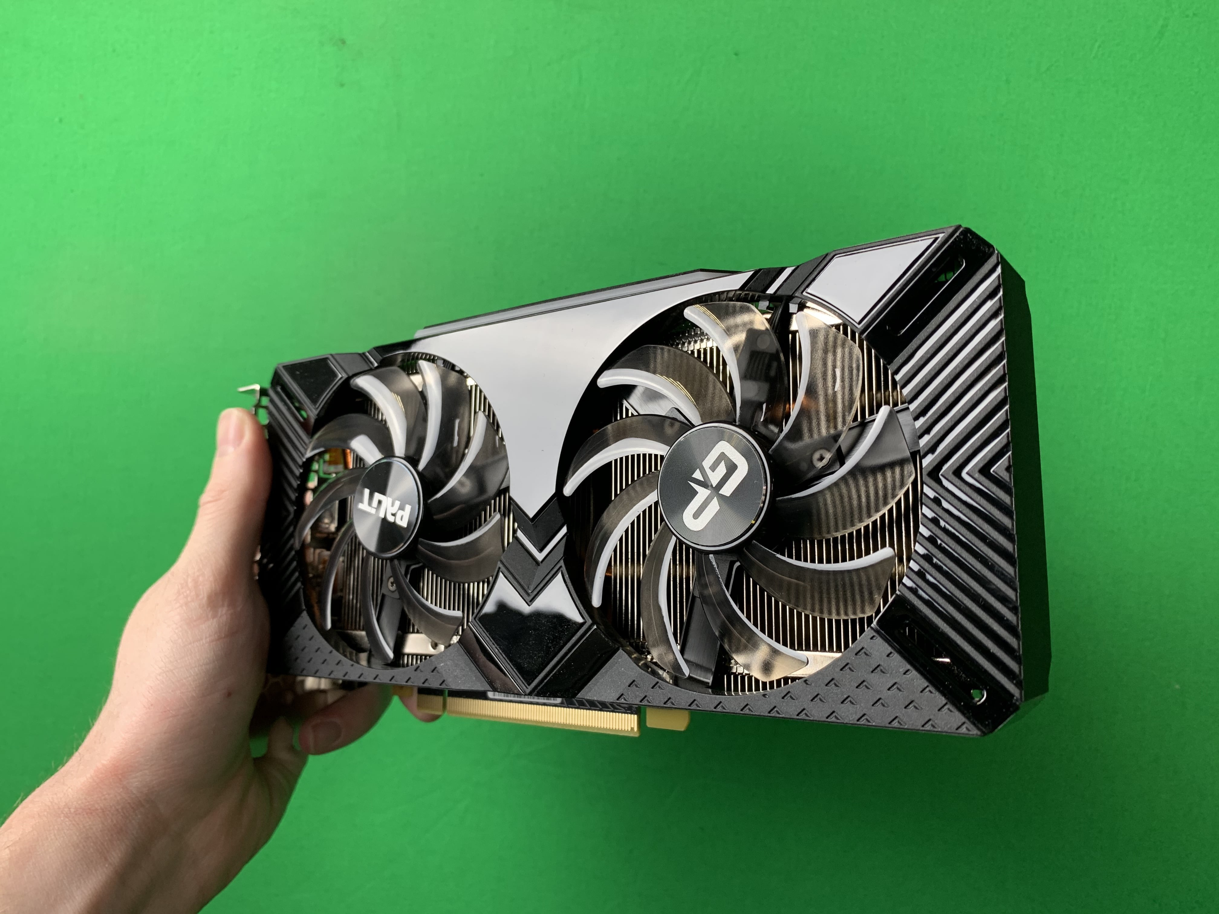 Обзор Palit GeForce RTX 2060 Super Gaming Pro