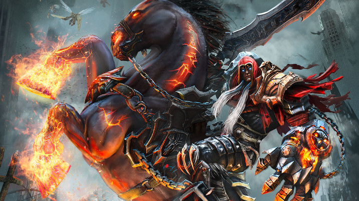 Релиз Darksiders: Warmastered Edition отложен на месяц
