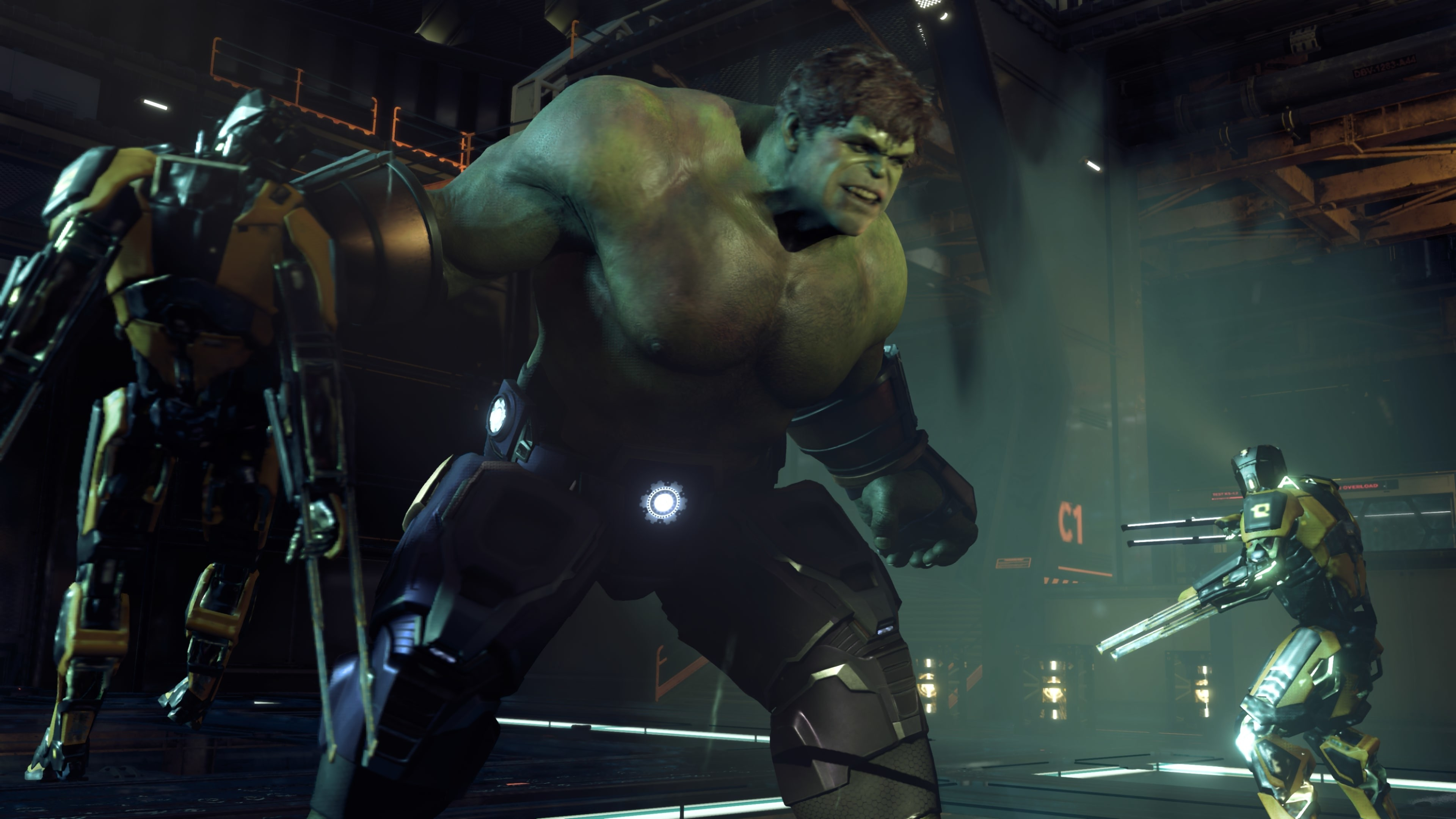 Review of Marvel's Avengers.  When Destiny meets Uncharted