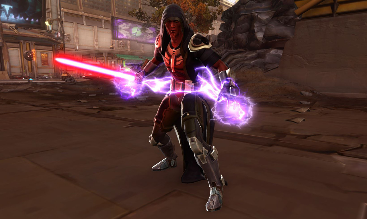 Расширение Onslaught  для Star Wars: The Old Republic выйдет в сентябре