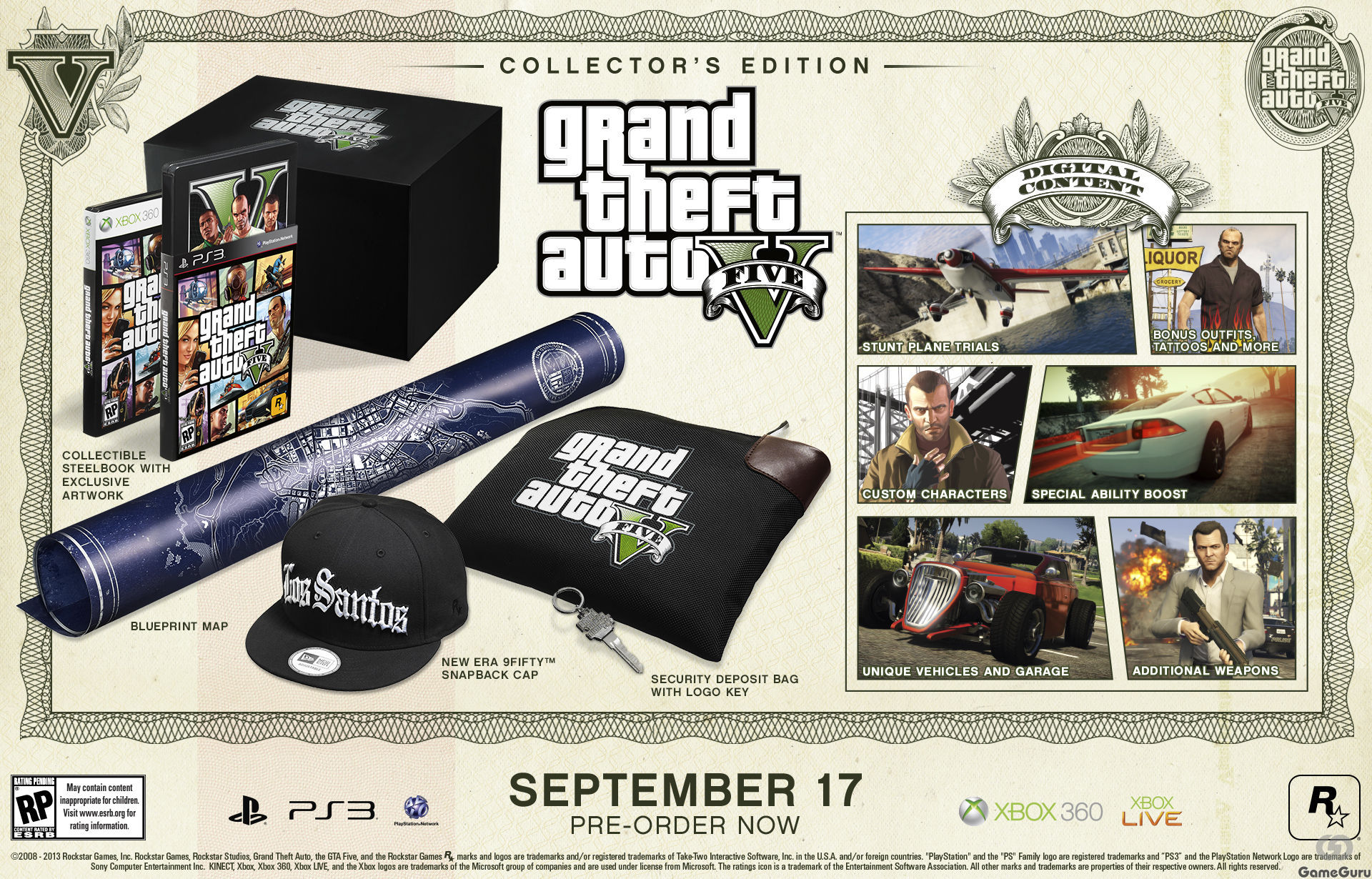 Collector's Edition.