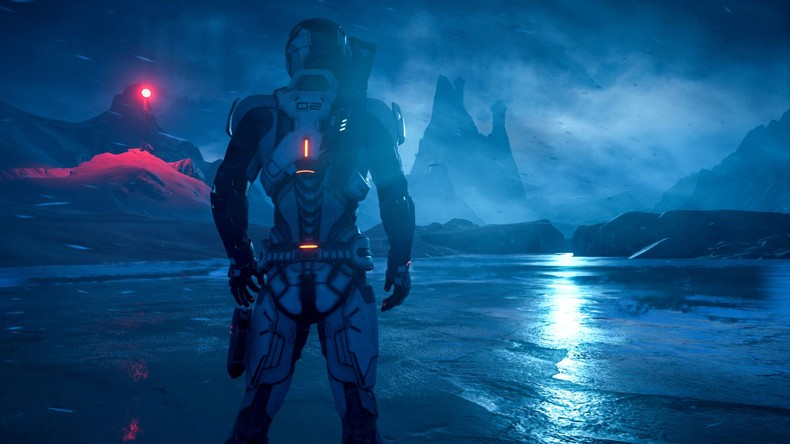 N7-трейлер Mass Effect: Andromeda
