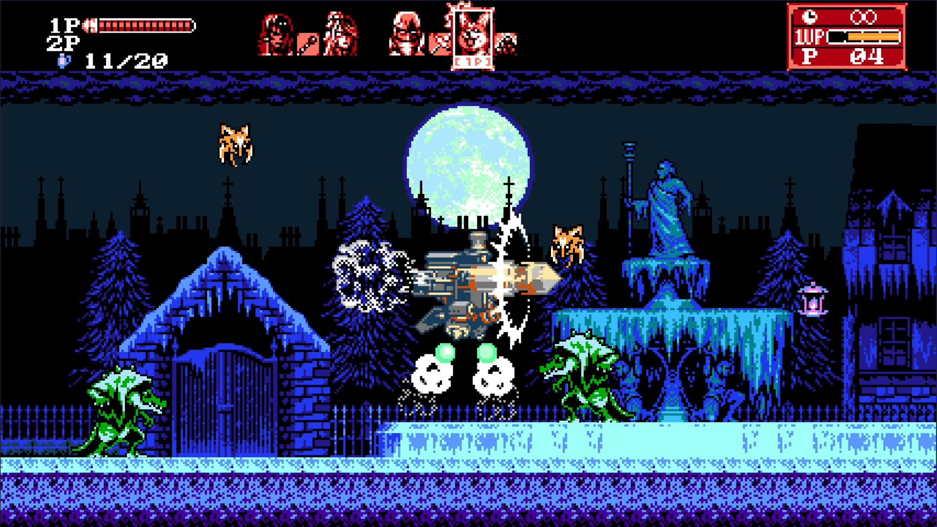 Обзор Bloodstained: Curse of the Moon 2. Старая Castlevania больше не нужна