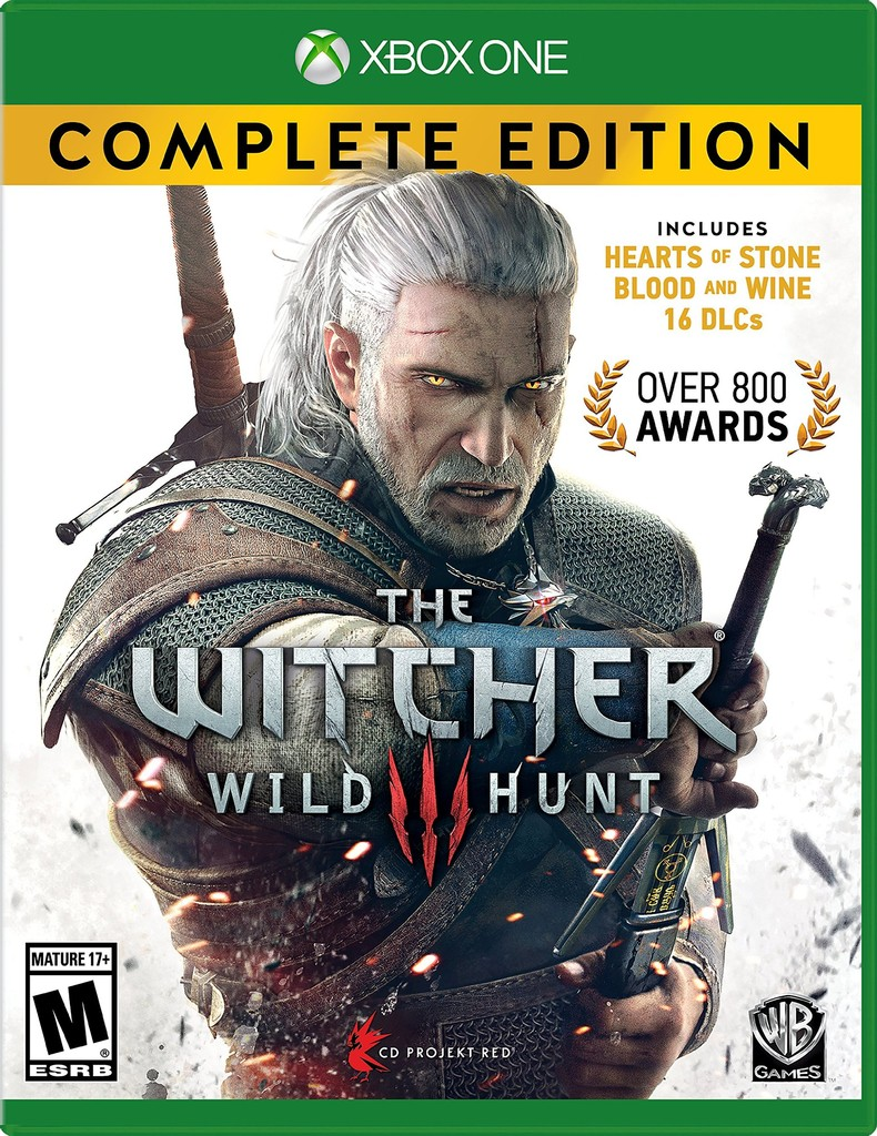 The Witcher 3: Complete Edition выйдет 30 августа