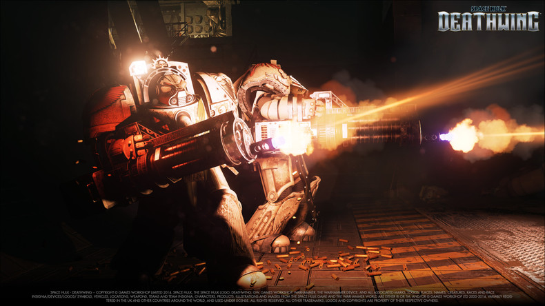 Space Hulk: Deathwing выйдет в декабре