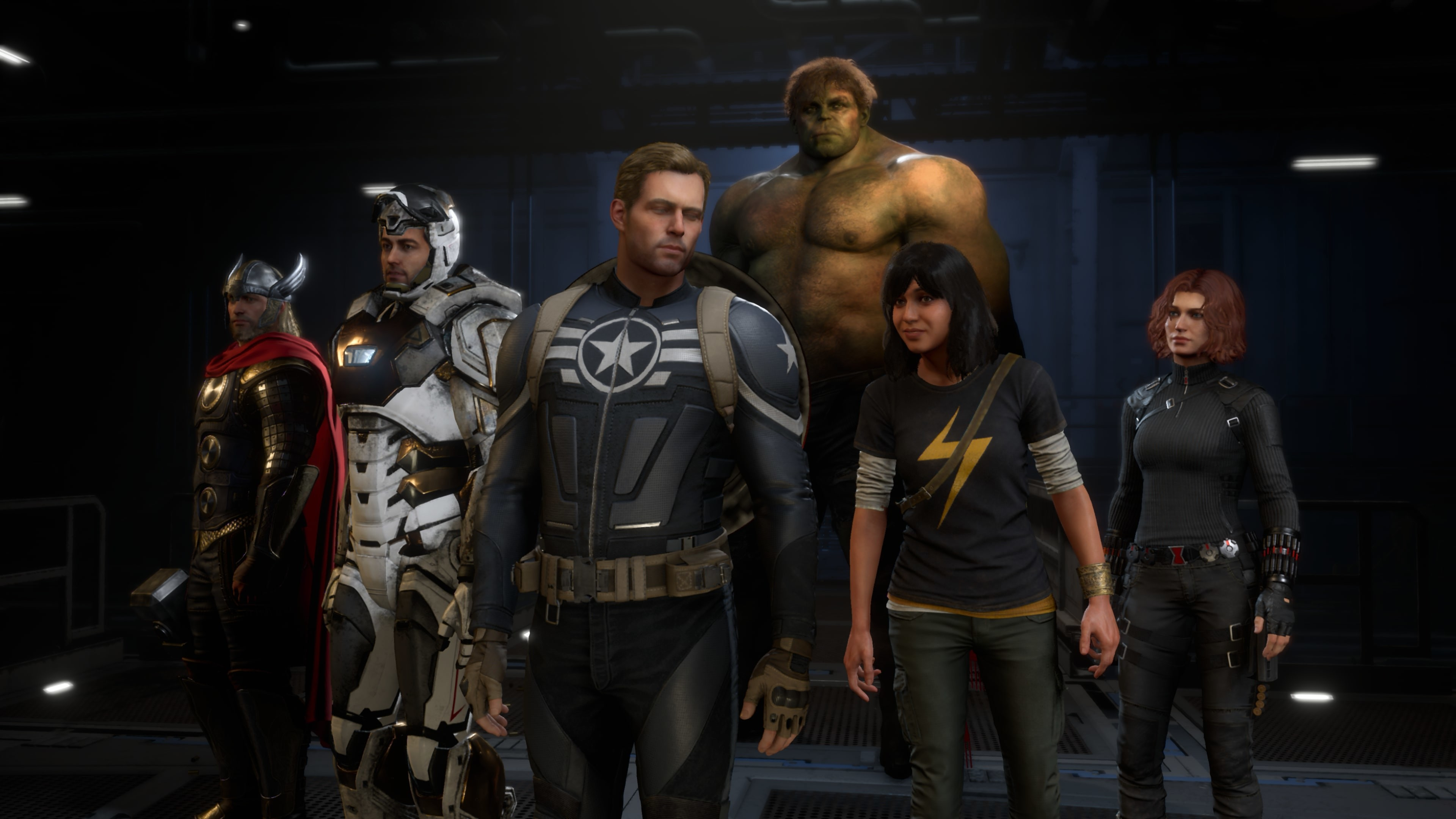 Review of Avengers.  When Destiny meets Uncharted