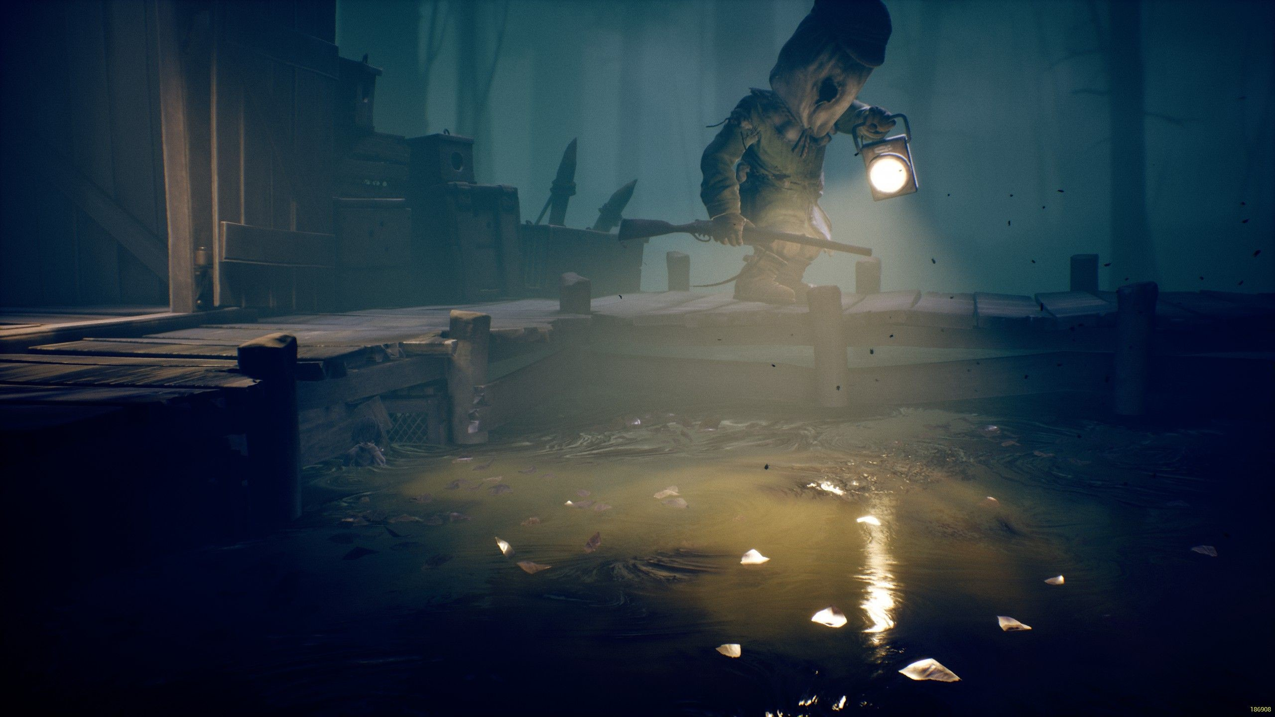 Превью Little Nightmares 2. Кошмарики на воздушном шарике