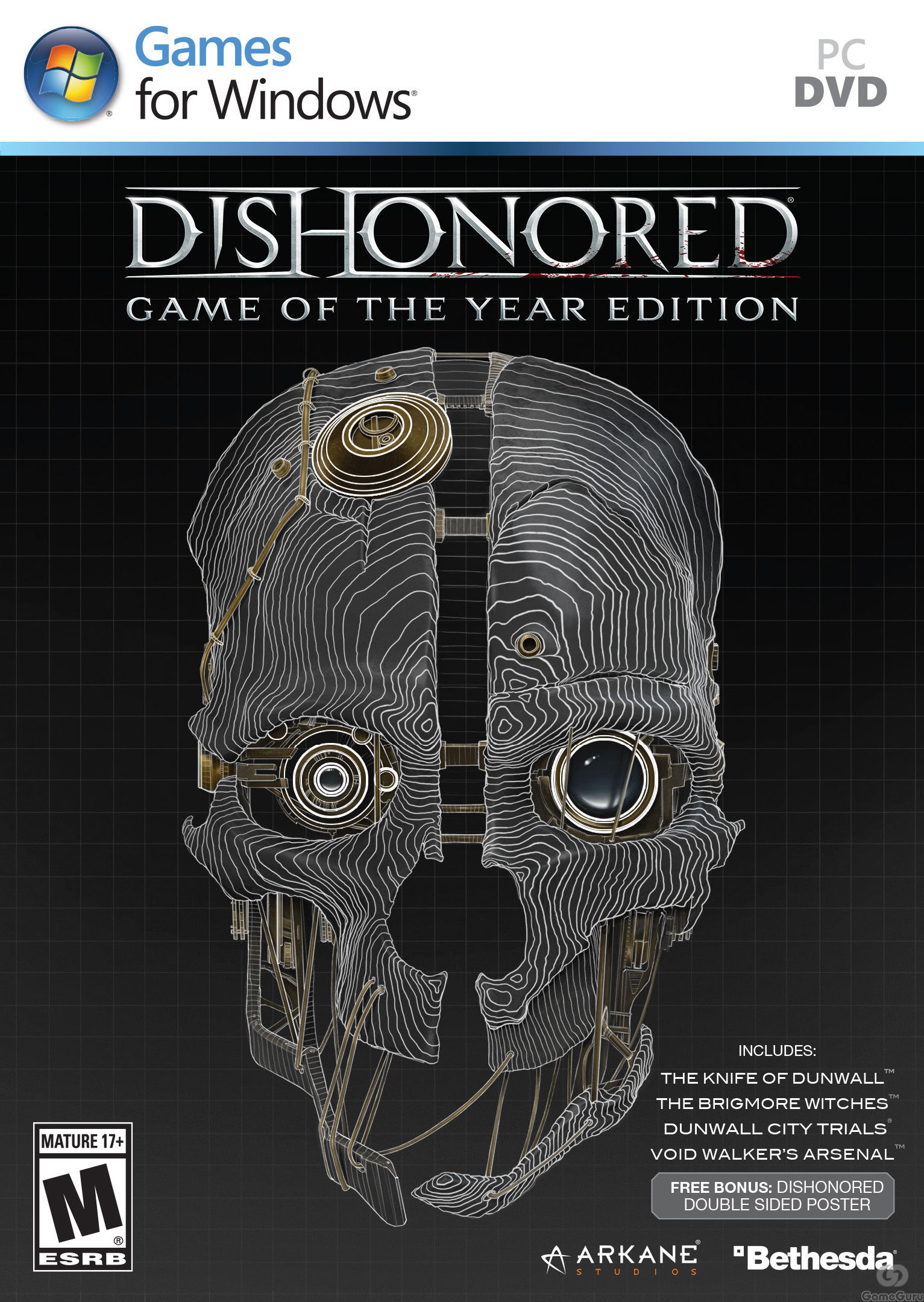 Dishonored. Game of the Year Edition выйдет 22 ноября